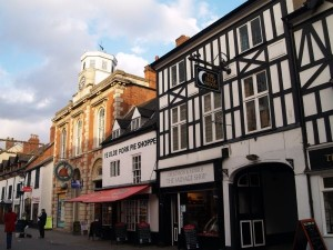 Picture of melton mowbray