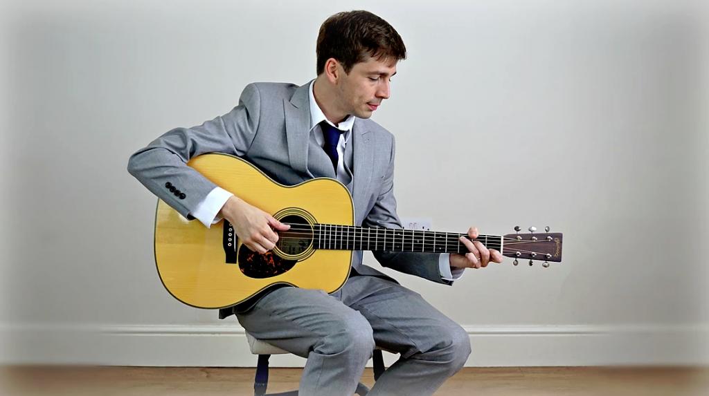 Darren Jones Duo Playing Live Acoustic Hits