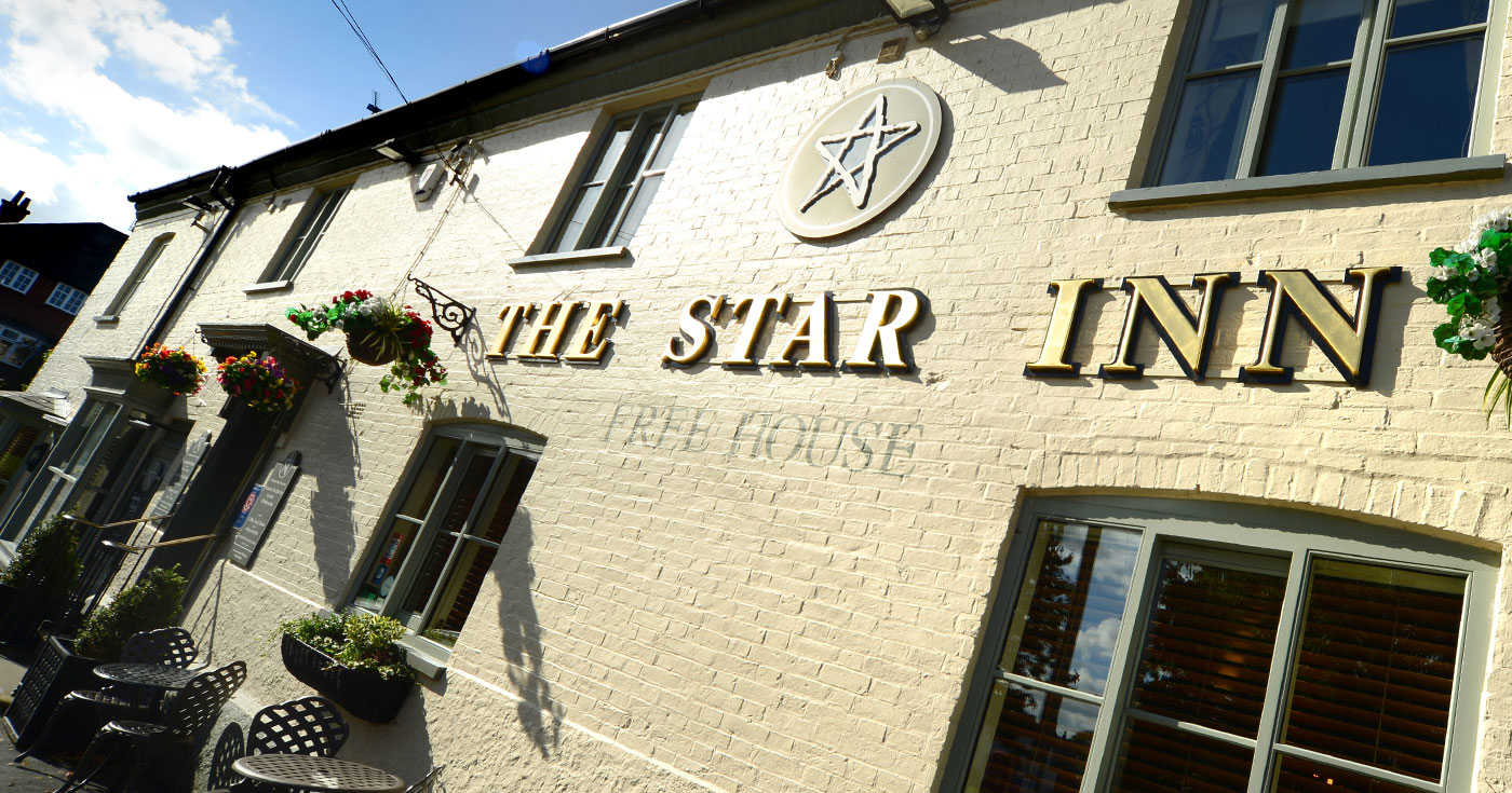 The Star Inn Exterior